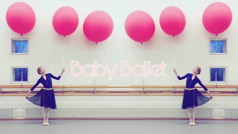 Baby Ballet (3-6yrs)   English