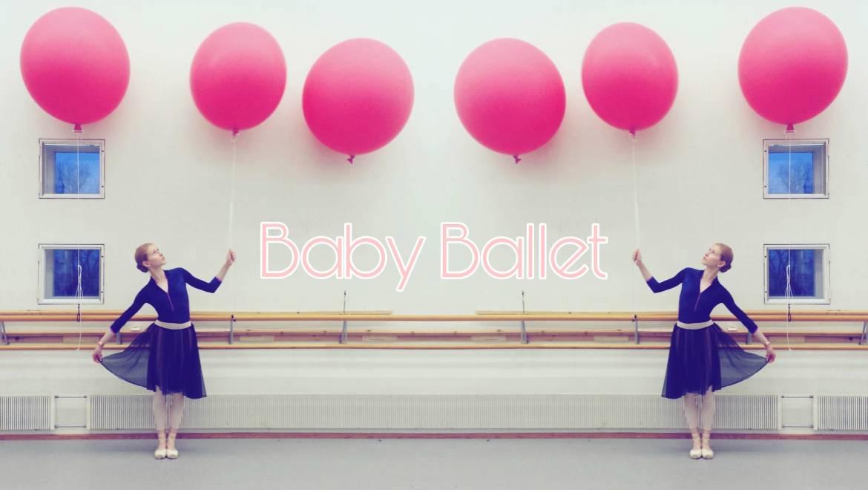Baby Ballet (3-6yrs) | English
