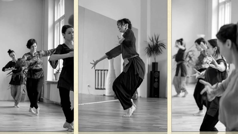 Indiešu klasiskā deja pieredzējušiem